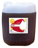 Кизил 1 кг Сок концентрат BRIX % 65